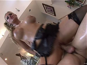 Phoenix Marie steamy honey packed with french dressing