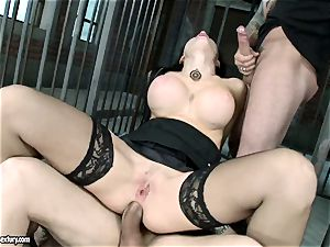 passionate hot Aletta Ocean gets a hole opening up pulverize she always desired and craved