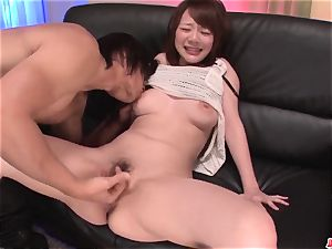 Arisa Araki incredible boobs have fun and home intercourse in point of view
