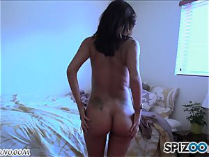 pov Swinger romp with youthfull pals from school