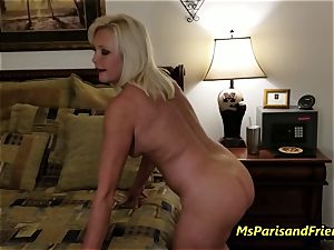 The JOI demonstrate double pounded