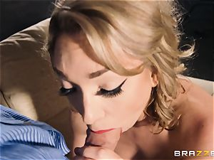 Lily Labeau takes on the monster weenie of porn set PA