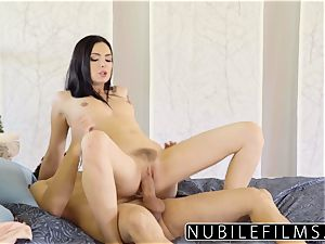 nanny Marley Brinx super-hot nail After wifey Leaves
