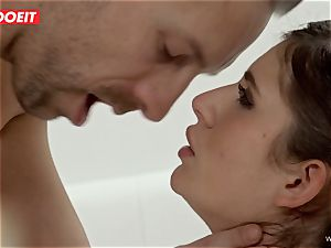 LETSDOEIT - super-hot teen ravaged stiff By Daddy's greatest buddy