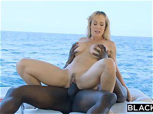 BLACKED Brandi love hungers big black cock Vacation