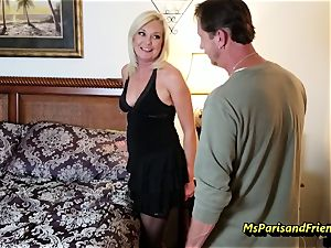 Evan's Anniversary fuckfest with Ms Paris Rose