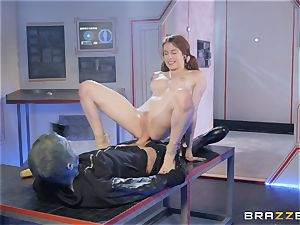 spunk longing ginger-haired plunged by Danny D