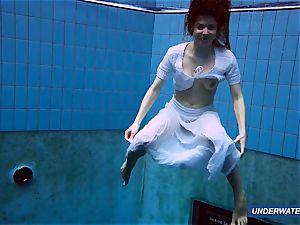 epic furry underwatershow by Marketa
