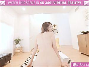 VR porn - JOSELINE KELLY MY SISTERS steamy acquaintance nail