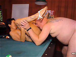HAUSFRAU FICKEN - warm fuckfest with insatiable German housewife