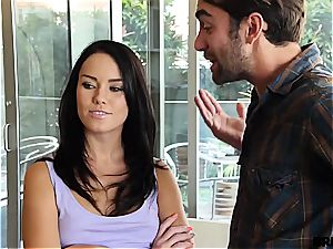 petite stepsister gets plumbed supreme for being mean