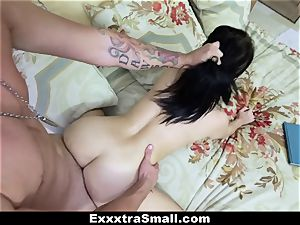 ExxxtraSmall - Deep inside Megan Rain's hot puss!