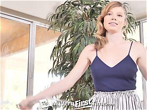 MYVERYFIRSTTIME first porn for fresh ultra-cutie