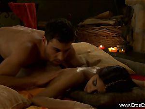 Romantic sex Film for couple