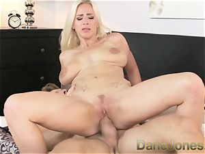 Dane Jones bootie licking pussy screwing cowgirl riding