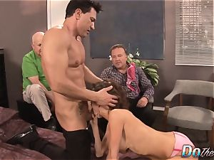 wifey squirts with another dude