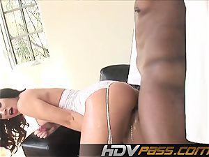 HDVPass bi-racial fucky-fucky with Jada Stevens.