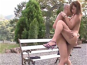 Top asian babe, Aika, extraordinaire intercourse - More at 69avs.com