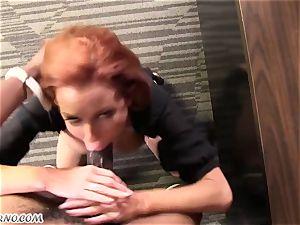 hot mature Madame Veronica Avluv operates its worker