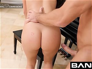 bang Confessions: Karlee bursts For Her Piano teacher